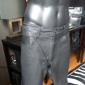 Ariano Goldschmied Pants - AG The Dylan Leather Pants by ARIANO GOLDSCHMIED